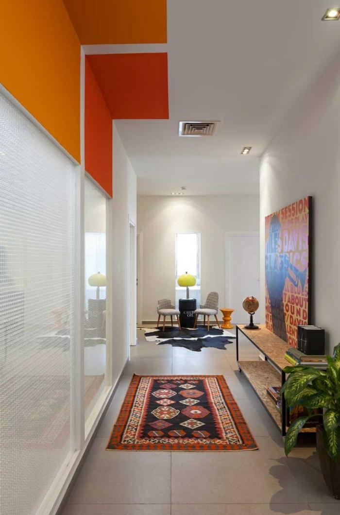 Streichen Ideen - Das Innendesign Durch Passende Farben Aufpeppen Cooles Design Streichen
