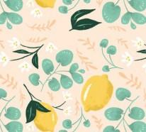 Tapetenmuster, die den Appetit anregen – 16 schöne inspirierende Muster