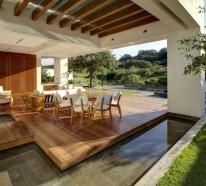 ihr sommerleben unter der terrassen berdachung. Black Bedroom Furniture Sets. Home Design Ideas
