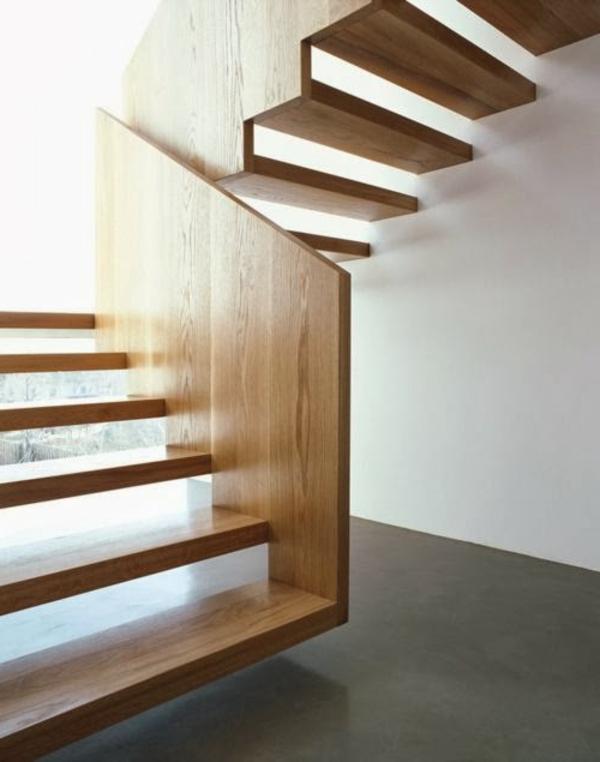 treppenhaus design holz zeitgenössisch schön