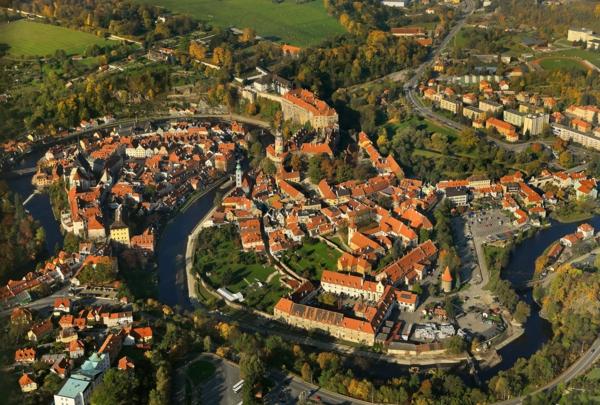 tschechien reisen und urlaub sehenswürdigkeiten Český Krumlov