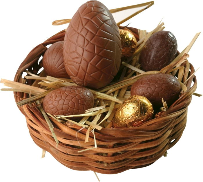 verbotene lebensmittel schokoladeneier