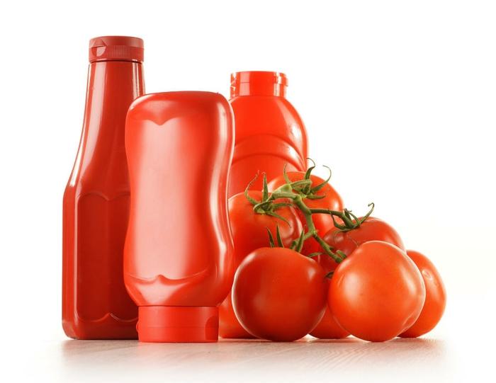 verbotene lebensmittel tomaten ketchup