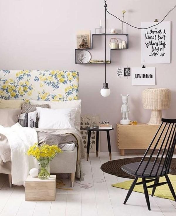 Modern Vintage Home Decor Ideas: Ideen Für Die Schlafzimmergestaltung