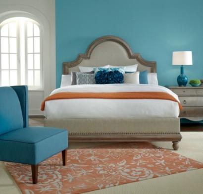 wandfarben geschickt aussuchen - schöne wände kreieren, Hause deko