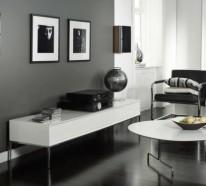 Wohnzimmereinrichtung Ideen Wie Man Mit Stil Einrichtet