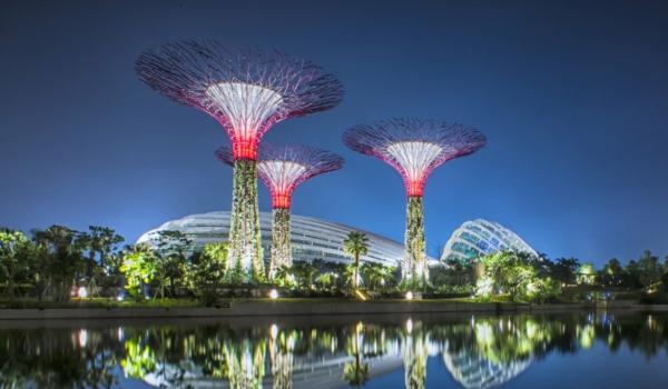 zeitgenössische kunst architektur naturformen glas