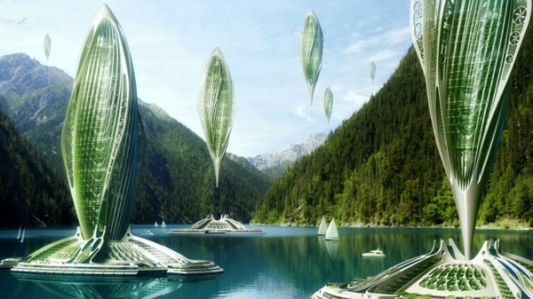 zeitgenössische kunst architektur umweltfreundlich
