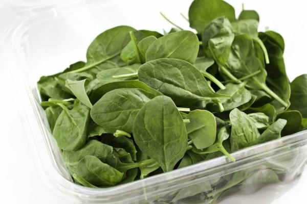 sternzeichen zwilling passende ernährung spinat