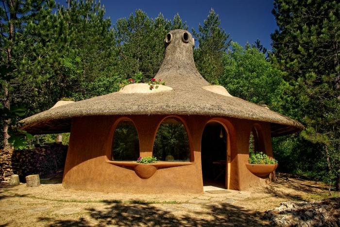 ökologisch bauen lehmhaus gesundes leben