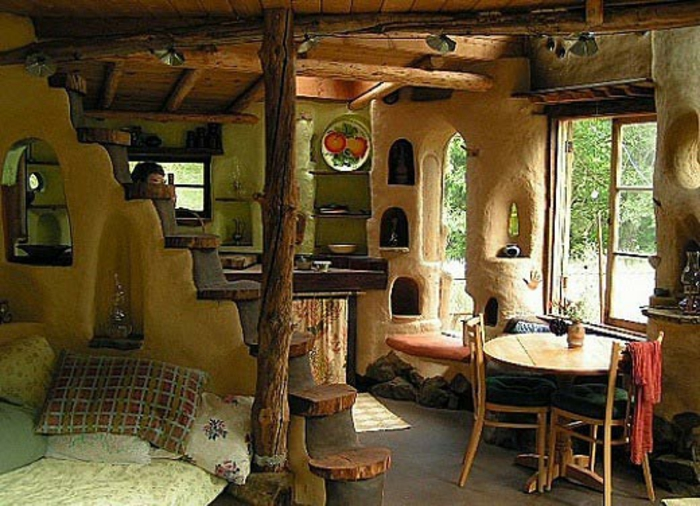 kologisch bauen die 10 wichtigsten gr nde ein lehmhaus zu haben. Black Bedroom Furniture Sets. Home Design Ideas