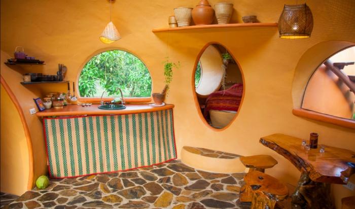 ökologisch bauen nachhaltiges haus küche