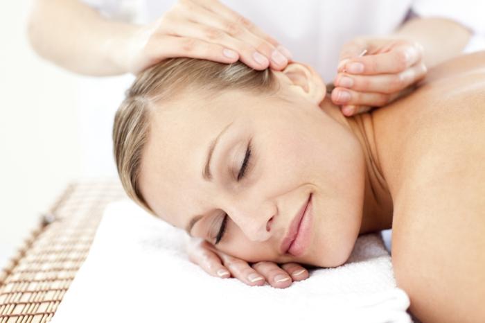 Abnehmen Akupunktur punkte ohren chinesische medizin