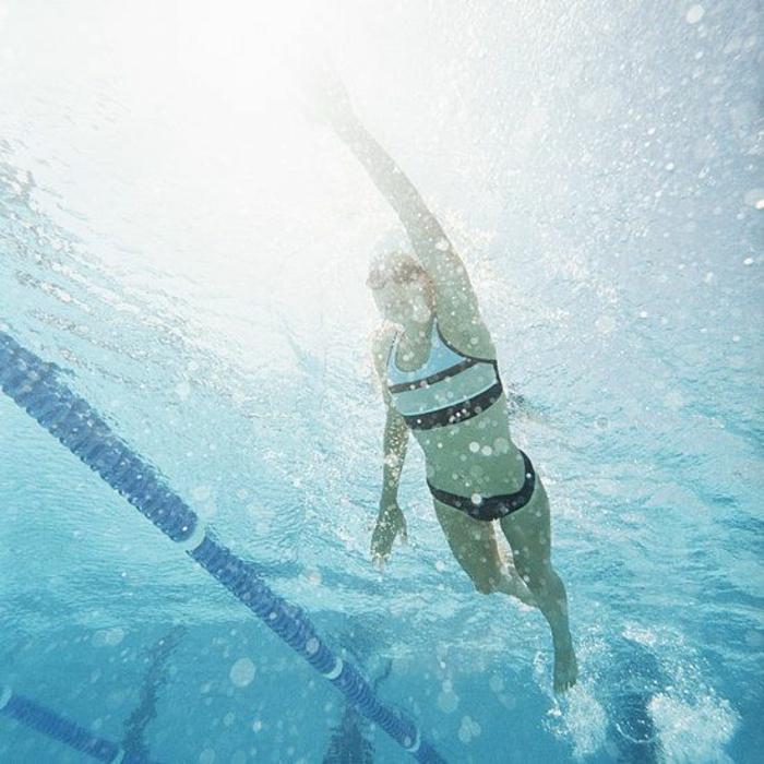 Ausdauer Training schwimmen sportarten geduld