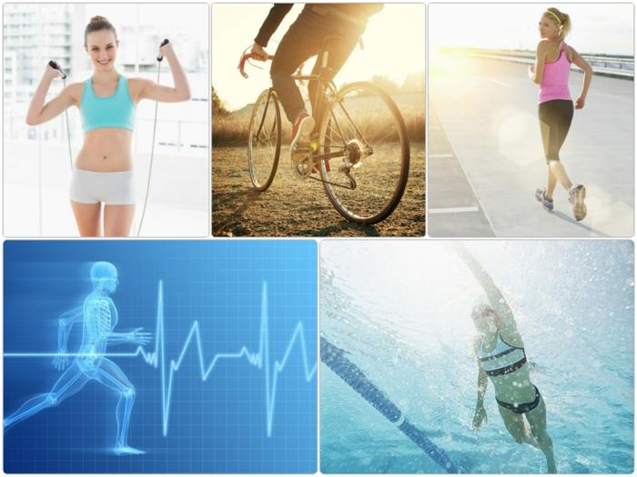 Ausdauer Training sportarten cardio übungen