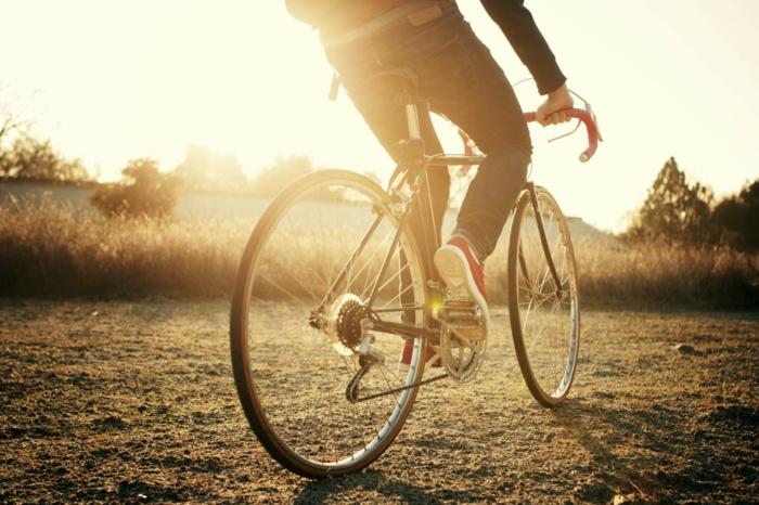 Ausdauer Training sportarten fahrrad fahren