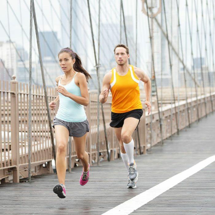Ausdauer Training sportarten joggen geduld