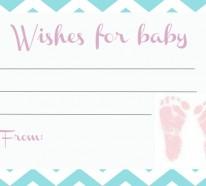 Babyparty organisieren: was sollte eine zukünftige Mutter darüber wissen?