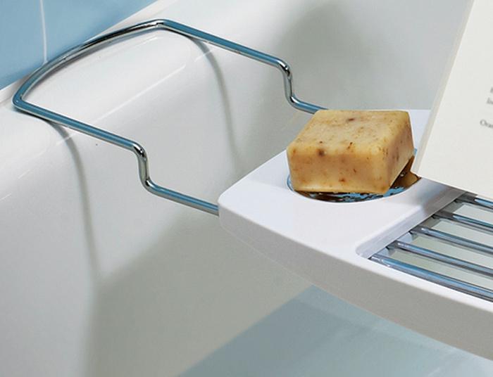 Badewannenablage Deko Badezimmer Ideen ablage badewanne kernseife