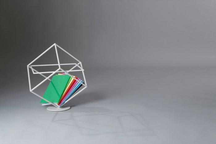 Designer Einrichtung -Kubus