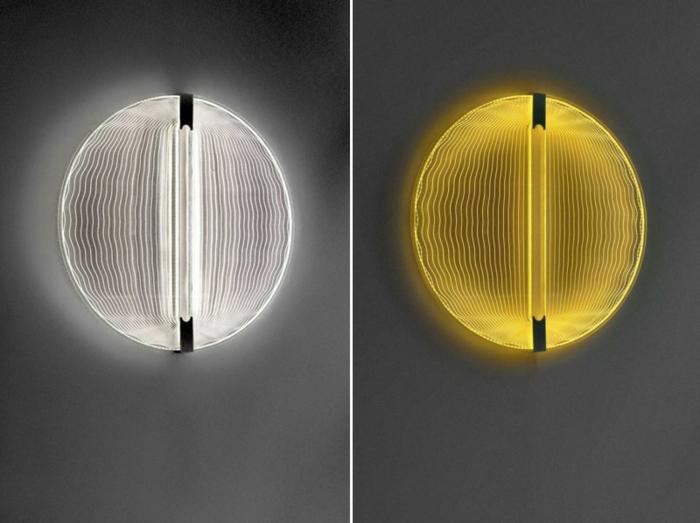 Designer Einrichtung  Tages Rhythmus Leuchte