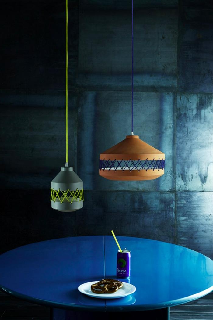 Designer Einrichtung  keramische Leuchte