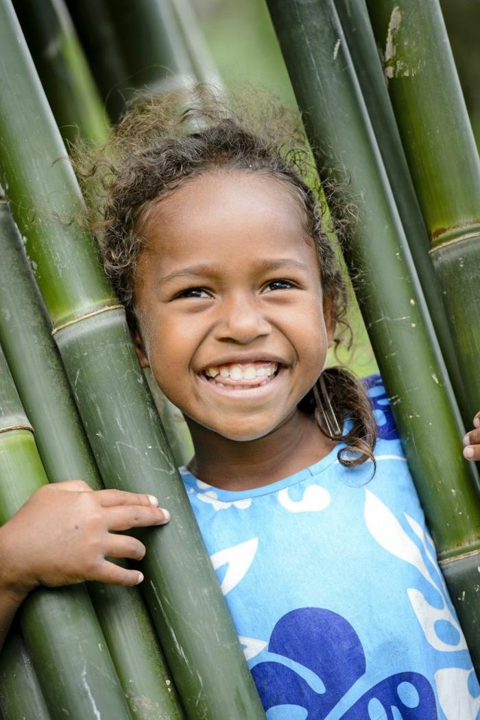 Fidschi Inseln Urlaub bevölkerung fiji inseln kind