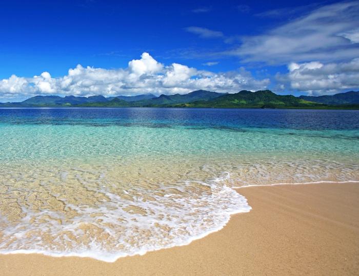 Fidschi Inseln Urlaub traumhafter strand wasser
