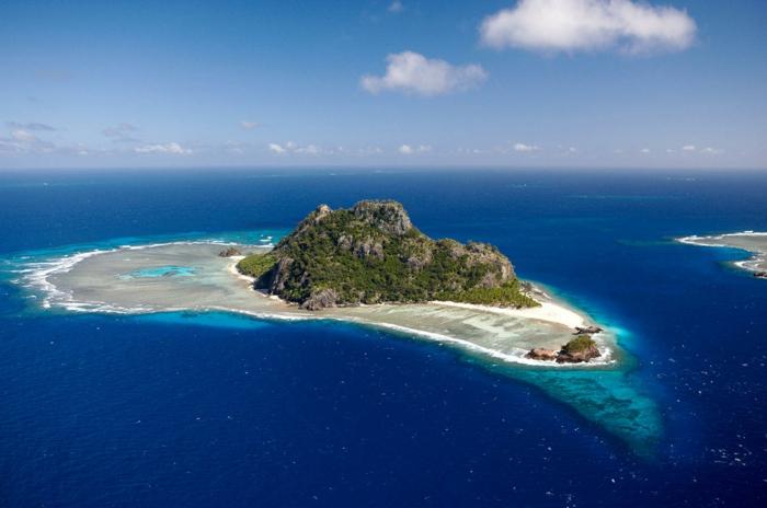 Monoriki insel Mamanuca islands Fiji Inseln