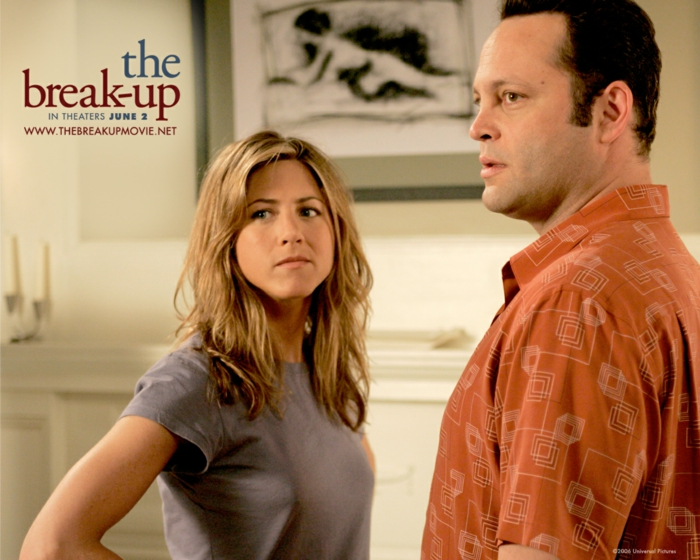 Jennifer Aniston Filme The Break Up filmszene mit Vince Vaughn