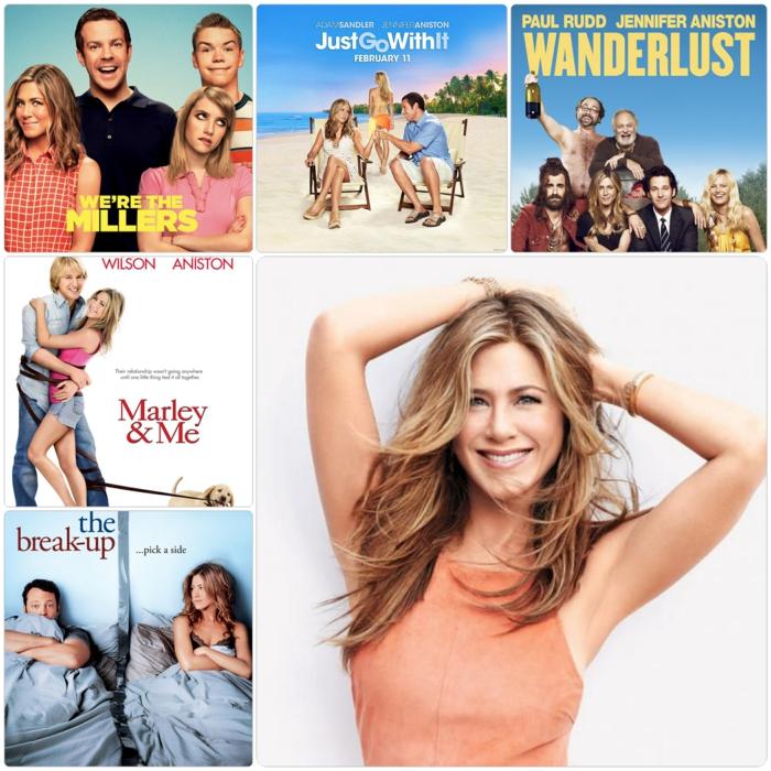 Jennifer Aniston Filme fünf beispiele