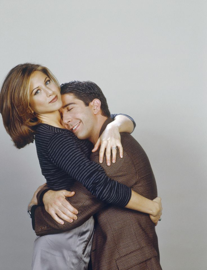 Jennifer Aniston Filme friends rolle