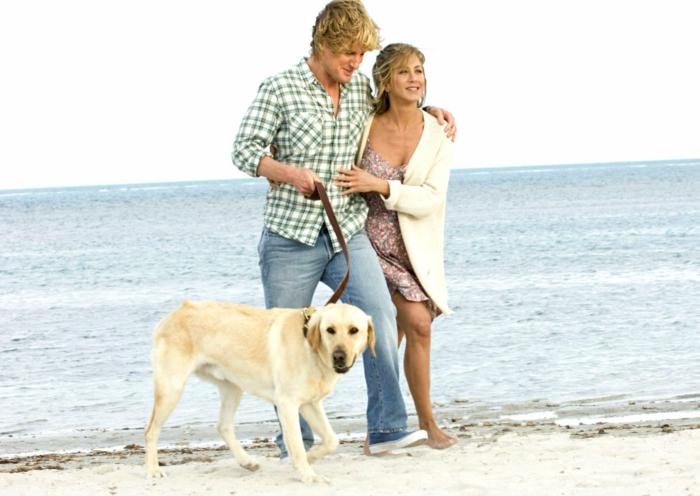 Jennifer Aniston Filme marley and me filmszene