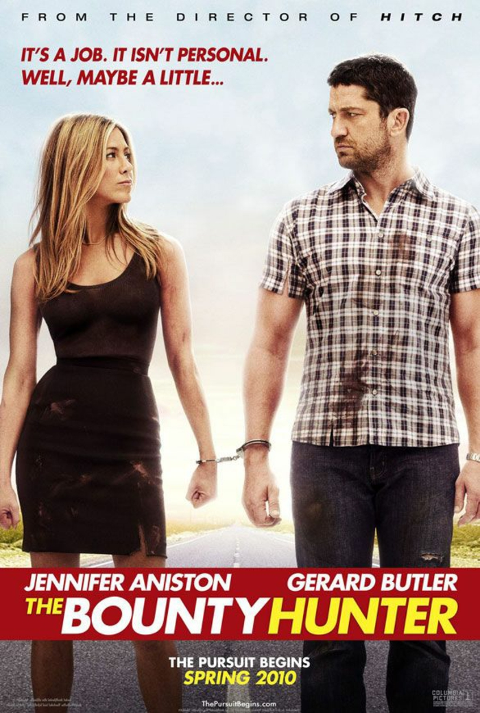Jennifer Aniston Filme the bounty hunter