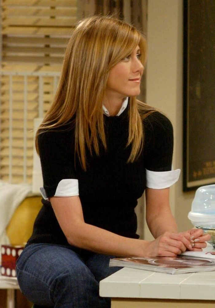 Jennifer Aniston Filme tv serie friends rachel green