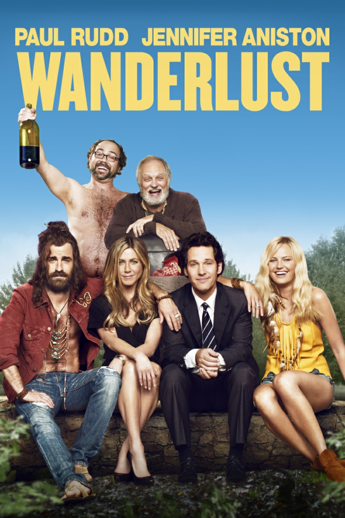 Jennifer Aniston Filme wanderlust justin theroux