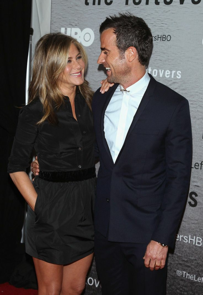 Jennifer Aniston und Justin Theroux Jennifer Aniston Filme
