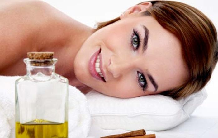 Jojobaöl Haare Hautpfege Massage Schönheitstipps