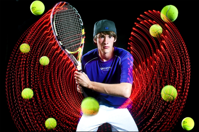 Koordination Sport übungen koordinationstraining tennis spielen