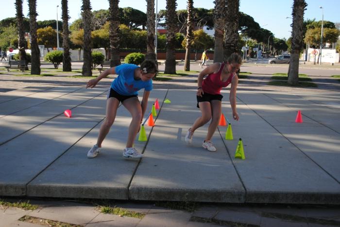 Koordination Sport übungen koordinationstraining