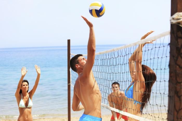 koordinationstraining volleyball: