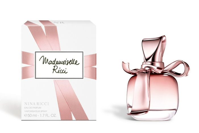 Nina Ricci parfum mademoiselle ricci