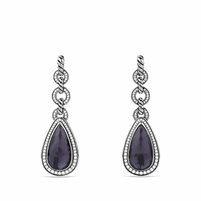 Modeschmuck Ohrringe schmuck design ohrring form ovales gesicht