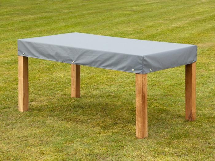 Schutz für Gartenmöbel Plane Tisch