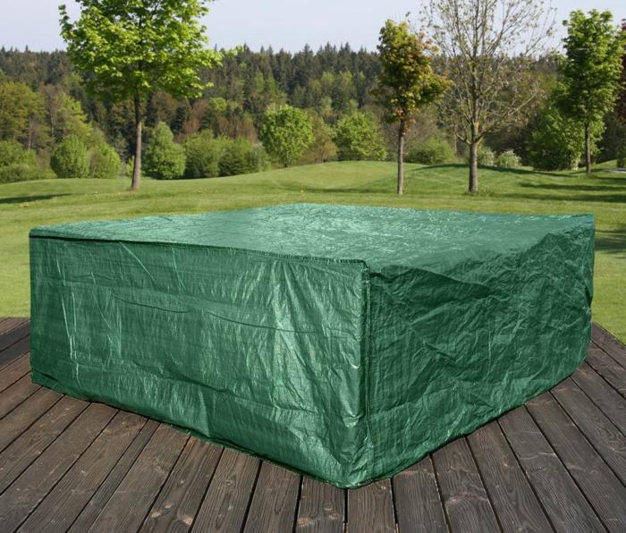 Schutz für Gartenmöbel Plane