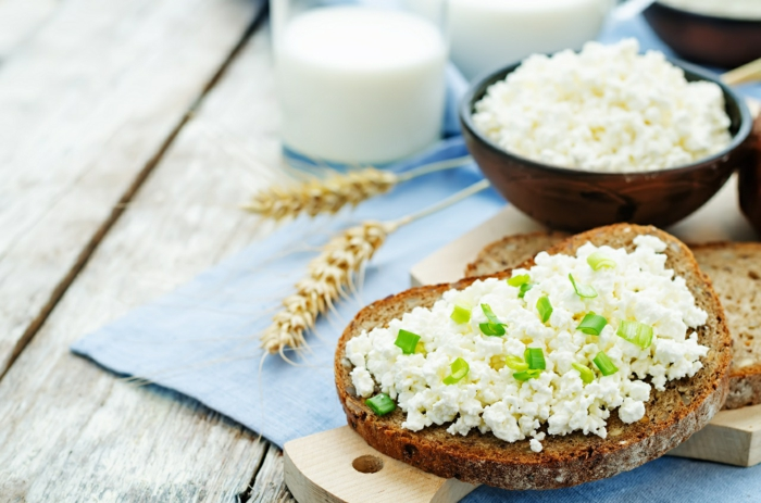 Vitamin D Mangel lebensmittel milchprodukte