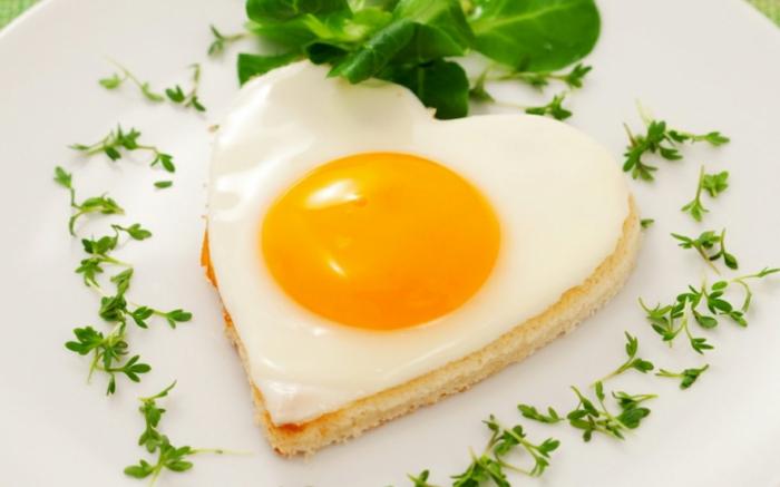 Vitamine für die Haare gesunde ernährung eier