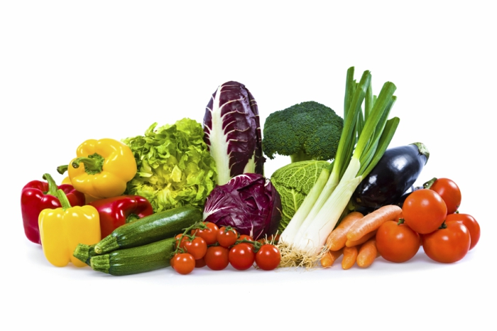 Vitamine für die Haare gesunde ernährung obst und gemüse