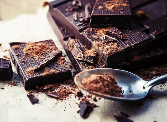 abnehmen mit schokolade dunkle sorten bevorzugen