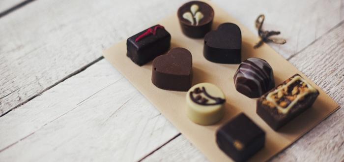 abnehmen mit schokolade leckere pralinen verschenken